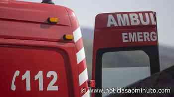 Homem em estado grave após acidente de trabalho em Aveiro - Notícias ao Minuto