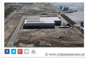 Porto de Aveiro: Segunda fase da ZALI orçada em quase seis milhões de euros - Notícias de Aveiro