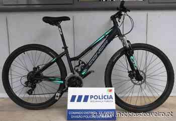 PSP de Aveiro recuperou mais uma bicicleta furtada que foi vendida online - Notícias de Aveiro
