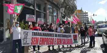Restauração e alojamento: Governo deve apoiar diretamente os trabalhadores - Notícias de Aveiro