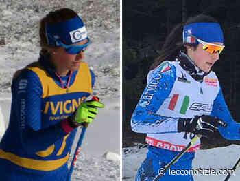 Sci Nordico, Anna ed Elena Rossi in raduno a Livigno con la nazionale - Lecco Notizie