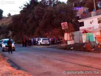 SS atiende enfrentamiento entre bandas delictivas en Naucalpan - Noticiario Así Sucede