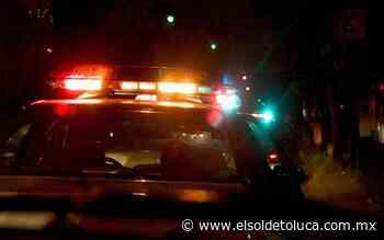 Volcadura en la Naucalpan-Ecatepec deja un lesionado y múltiples daños materiales - El Sol de Toluca