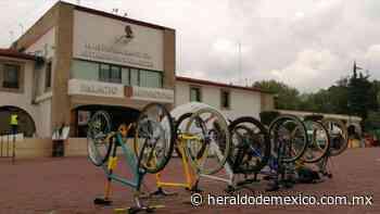 Naucalpan construirá ciclovías emergentes y biciestacionamientos - El Heraldo de México