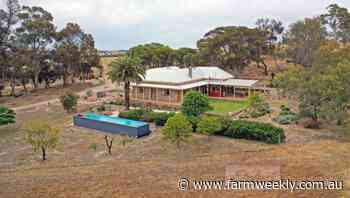 Stunning property offered for auction