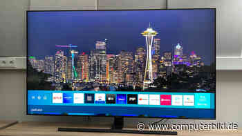 Samsung Q70T im Test: Der günstigste 100-Hertz-TV von Samsung