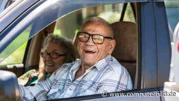 Kfz-Versicherung für Senioren: Im Alter sparen