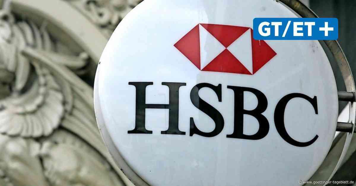 Britische Großbank verlässt Hannover: HSBC schließt Filiale