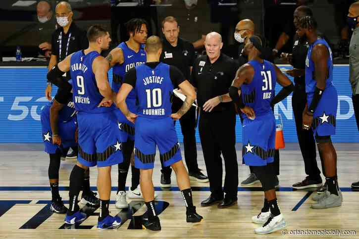 Orlando Magic's training camp taking shape with preseason, roster moves, procedures