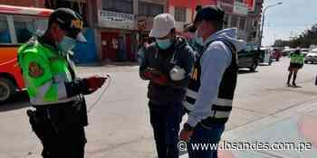 Policía denuncia que le robaron arma de fuego - Los Andes Perú