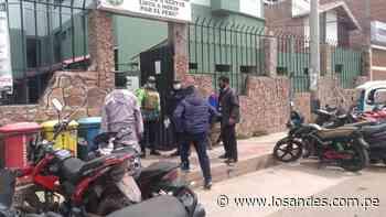Cogotean a varón y le roban 30 mil soles - Los Andes Perú