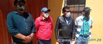 Comité revocador deja de funcionar – Los Andes - Los Andes Perú