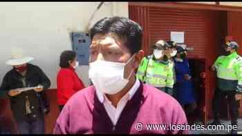 Centros Poblados fueron desairados por el GRP - Los Andes Perú