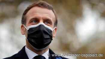 Brutale Festnahme eines Schwarzen: Macron nennt Vorfall beschämend