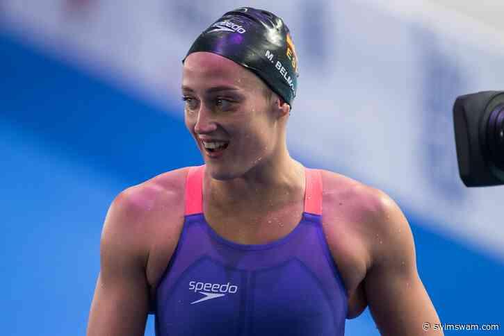 Mireia Belmonte In Gara Alle Qualifiche Olimpiche Il 5 Dicembre