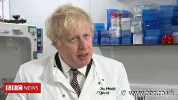 Covid tiers: Boris Johnson says measures will bring clarity