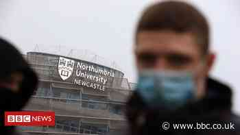 Covid: Northumbria University staff vote to strike over health fears