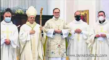 Lamezia Terme, ordinazione diaconale di don Francesco Benvenuto - Lamezia Click