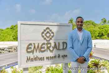 Focus: Breaking Travel News interview: Srikanth Devarapalli, general manager, Emerald Maldives Resort & Spa