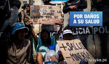 Familias contaminadas por minería en Cerro de Pasco podrían llevar su caso a corte suiza - Wayka