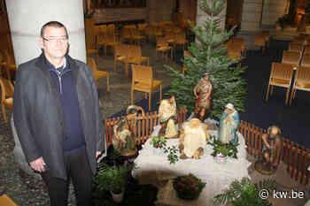 Priester roept parochianen op om massaal kerststallen te zetten