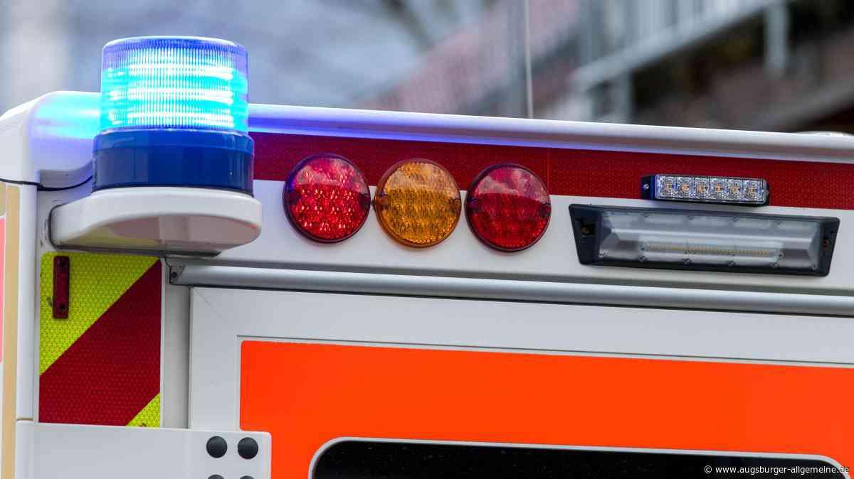 Beim Wenden übersehen: Radfahrer wird in Landsberg schwer verletzt