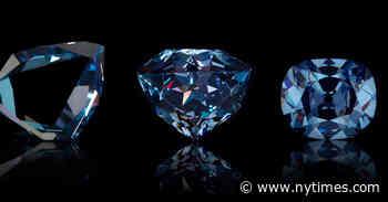 Smithsonian Closed, Hope Diamond Awaits Its Synthetic Twin