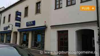 Cecil-Gebäude in Neuburg wird aufgestockt: Was ist mit der Passage?
