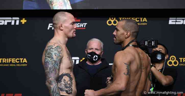 UFC Vegas 15 Results: Smith vs. Clark