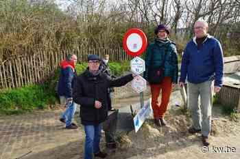 De Puinstappers uit Bredene organiseren zes wandelzoektochten