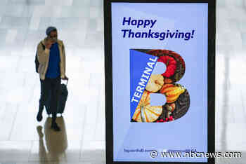 Thanksgiving celebrations endure despite the pandemic, as a 'long, hard winter' nears