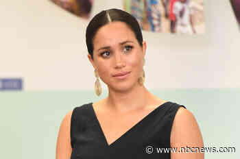 Meghan, Duchess of Sussex, reveals she had a miscarriage in essay on loss, pain and grief in 2020