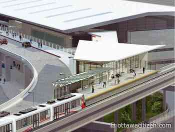 Ottawa airport can't afford new Trillium Line station, needs $13.5M airdrop from feds