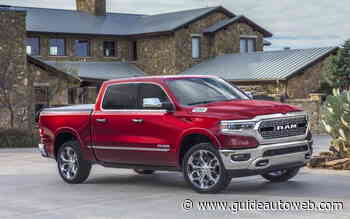 Ram 1500 2020: un incontournable favori