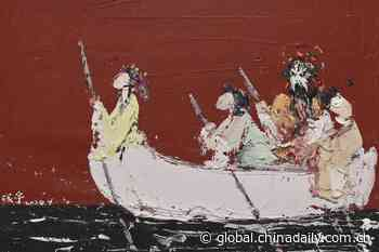 Exhibition shows peking opera through the lens of contemporary arts - Chinadaily USA