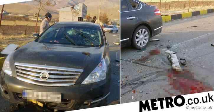 Iran's supreme leader vows revenge on Israel after top scientist's assassination