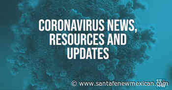10th Kingston resident dies of COVID-19 as New Mexico nears 90000 cases - Santa Fe New Mexican
