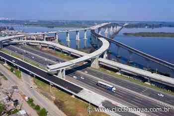 Sábado será de alterações no trânsito para obras na Nova Ponte no Guaíba - Clic Camaquã - Portal de Notícias