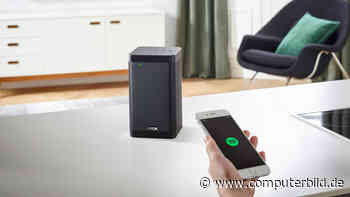 Black-Friday-Deal: WLAN-Box von Canton mit Google Nest Mini