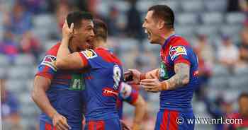 NRL draw 2021: Newcastle Knights schedule, fixtures, biggest match-ups - NRL.COM