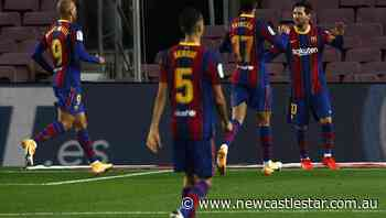 Barca players to take huge wage cuts | The Star | Newcastle, NSW - Newcastle Star