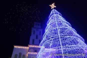 Praia Municipal de Lagoa da Prata receberá iluminação de Natal - Sou Mais Lagoa
