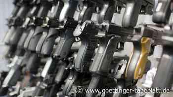 Fotoshooting mit Spielzeugwaffen sorgt für Polizeieinsatz