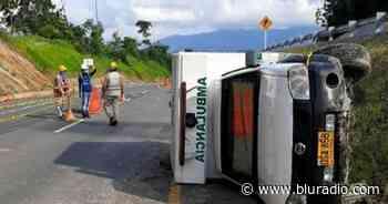 Alucinógenos, exceso de velocidad y fallas mecánicas dejaron a Sabana de Torres sin ambulancias - Blu Radio