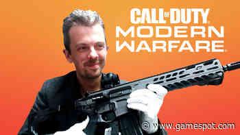Firearms Expert Reacts To Call Of Duty: Modern Warfare's Guns