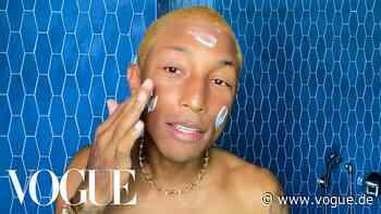 Pharrell Williams: So sieht seine Pflegeroutine aus – und seine eigene neue Skincare-Brand - VOGUE Germany