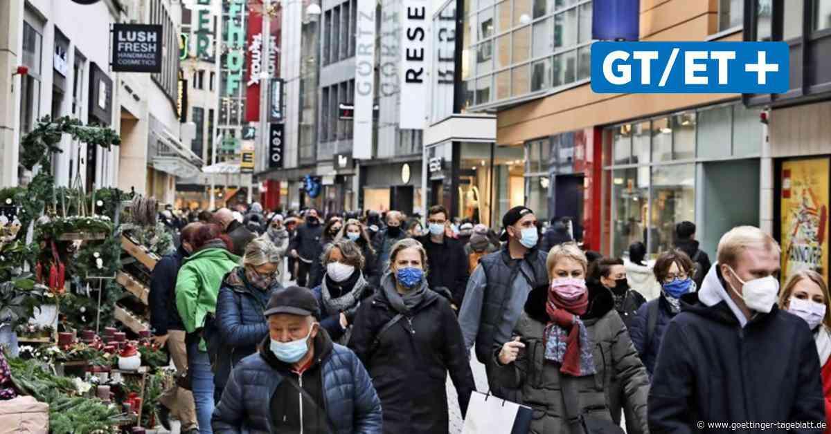 Shopping am Sonnabend: Black-Week-Rabattaktionen füllen Hannovers Innenstadt