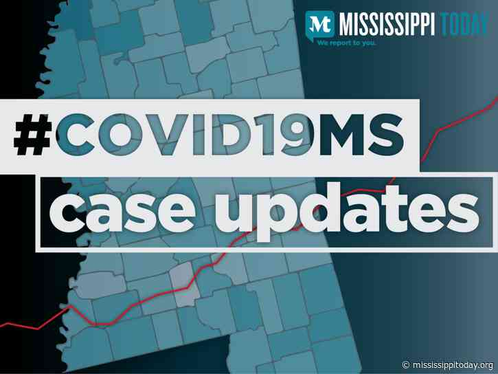 COVID-19 cases: Mississippi reports 1,553 new cases