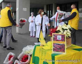 #stelleincorsia a Pistoia, il dono di Coldiretti ad infermieri e medici dell'ospedale San Jacopo - valdinievoleoggi.it