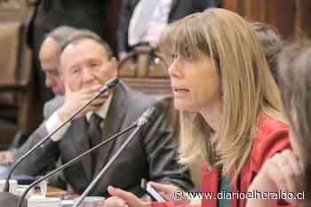 """Senadora Rincón y remates de agua: """"Si en febrero no era el momento, ahora menos"""" - Diario El Heraldo Linares"""